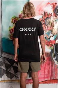 Cheers Tee The Critical Slide Society