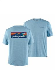Capilene® Cool Daily Graphic Shirt (break up blue) Patagonia