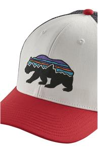 Fitz Roy Bear Trucker Hat Patagonia