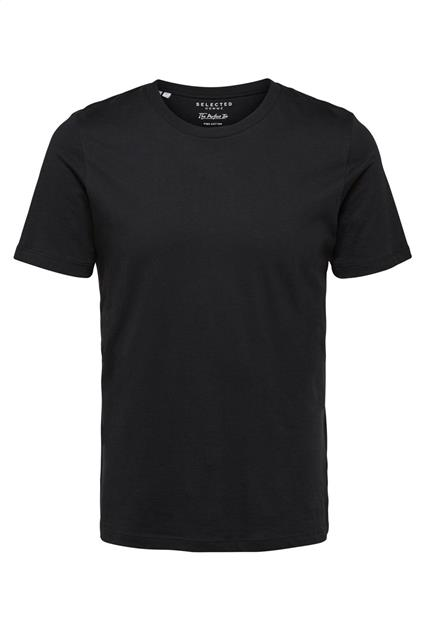 Homme Selected Perfect Tee (Black)