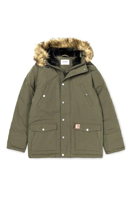 Homme Carhartt Trapper Parka (Cypress)
