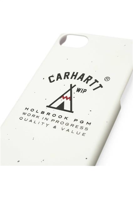 Accessoire Carhartt WIP Holbrook iPhone (6, 6S, 7) Hardcase off white
