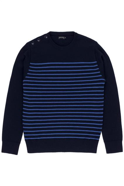 Homme Bask in the Sun Pull Esperanza - navy