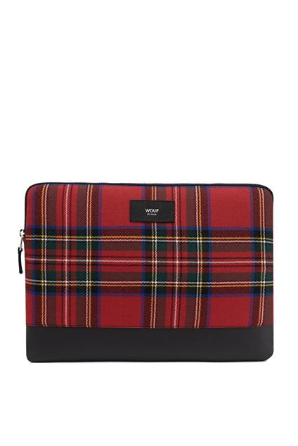 Accessoire WOUF Red Scotland 13″ Sleeve