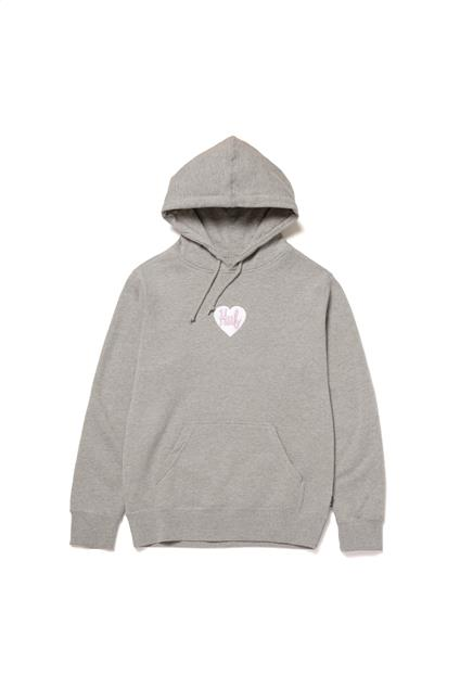 Homme Huf Plastic Heart Pullover Hoodie