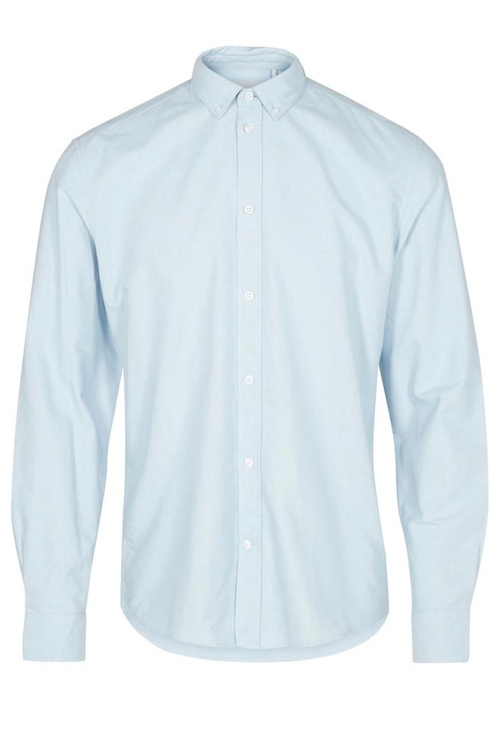 Walther Long Sleeved Shirt - light blue